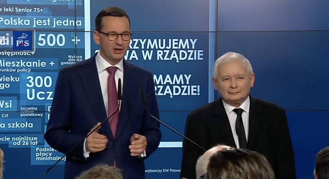 Morawiecki Rywinem Kaczyńskiego?! PiS zmieniło prawo, by banki mogły sprzedawać długi wraz z wpisami na hipotekę bez zgody kredytobiorców 1