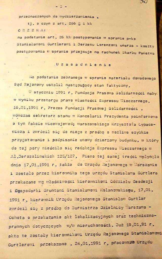Kolejna afera z Kaczyńskim w tle! Chodzi o przejęcie nieruchomości na początku lat 90-tych 27