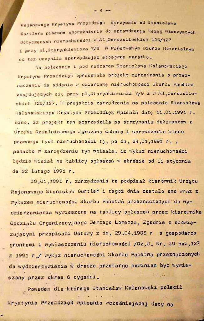 Kolejna afera z Kaczyńskim w tle! Chodzi o przejęcie nieruchomości na początku lat 90-tych 28