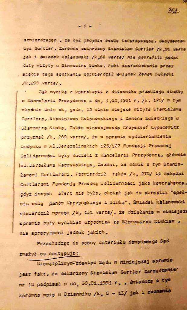 Kolejna afera z Kaczyńskim w tle! Chodzi o przejęcie nieruchomości na początku lat 90-tych 33