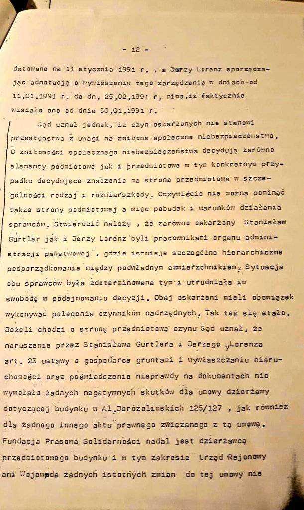 Kolejna afera z Kaczyńskim w tle! Chodzi o przejęcie nieruchomości na początku lat 90-tych 36