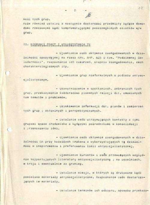 """Bohaterka TVP zarejestrowana przez SB jako Tajny Współpracownik. Święcińska: """"Za przekazywane informacje będę pobierać wynagrodzenie pieniężne"""" 53"""