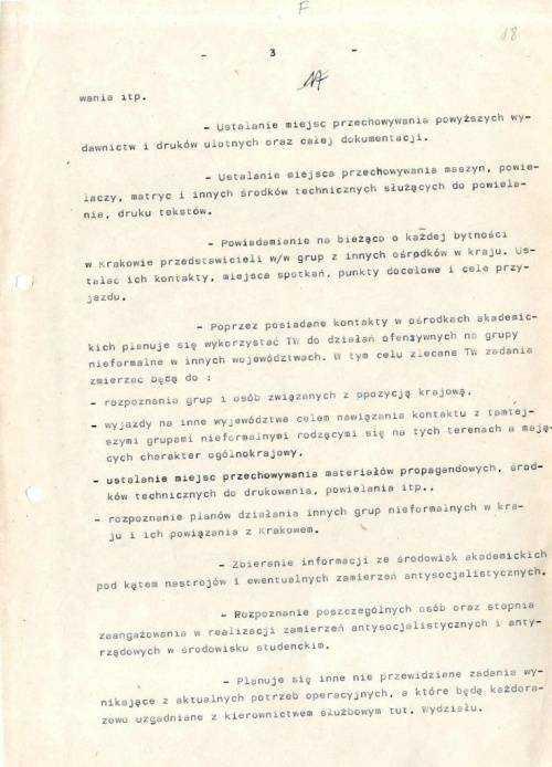 """Bohaterka TVP zarejestrowana przez SB jako Tajny Współpracownik. Święcińska: """"Za przekazywane informacje będę pobierać wynagrodzenie pieniężne"""" 42"""