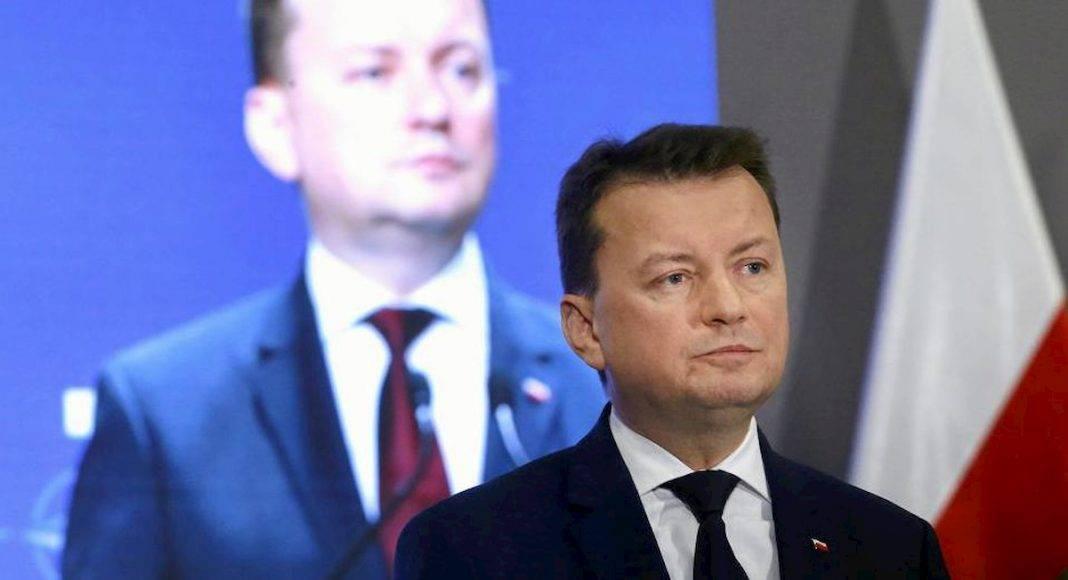 Mariusz Błaszczak. Fot. YT