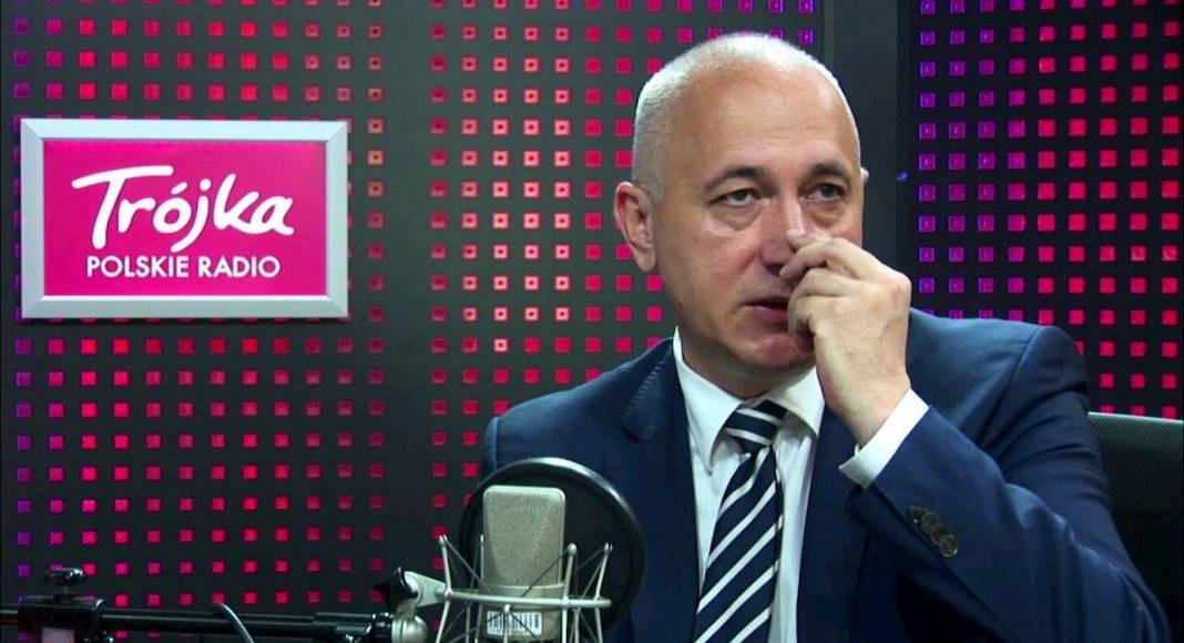 Brudziński wulgarnie o Tusku: Niemieckie popychle! 1