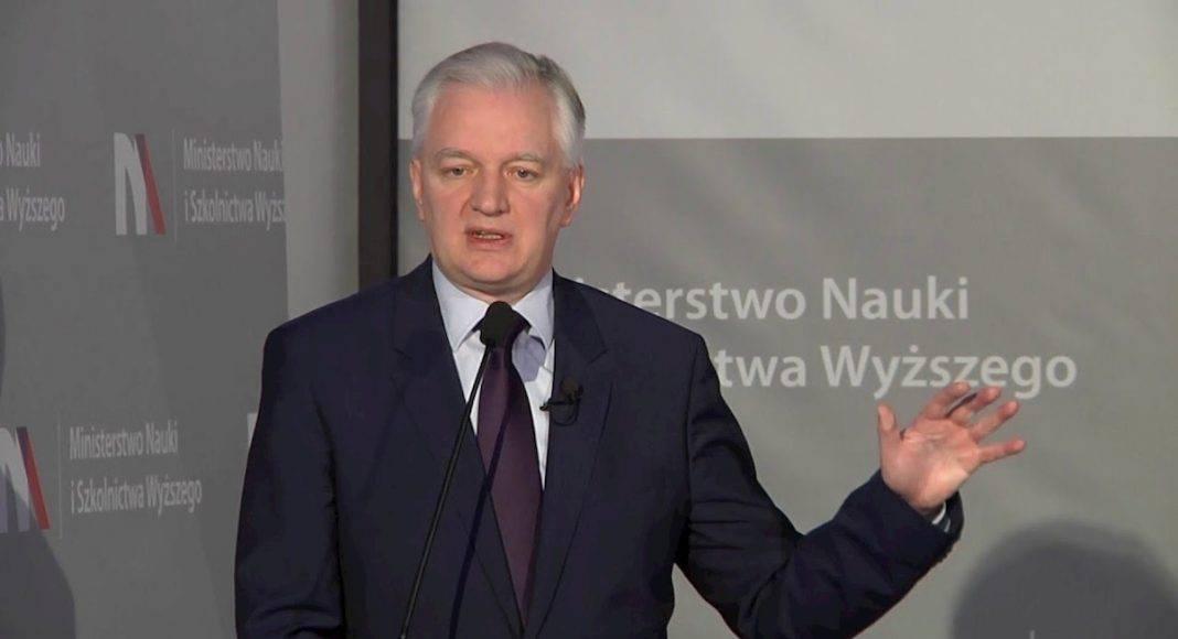 Jarosław Gowin. Fot. Internet