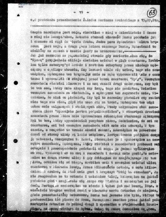"""""""Niezłomny"""" kapuś z PiS. Minister Kamiński wsypał kolegę SB! [AKTA] 10"""