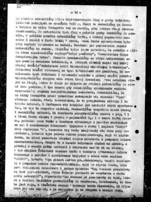 """""""Niezłomny"""" kapuś z PiS. Minister Kamiński wsypał kolegę SB! [AKTA] 9"""
