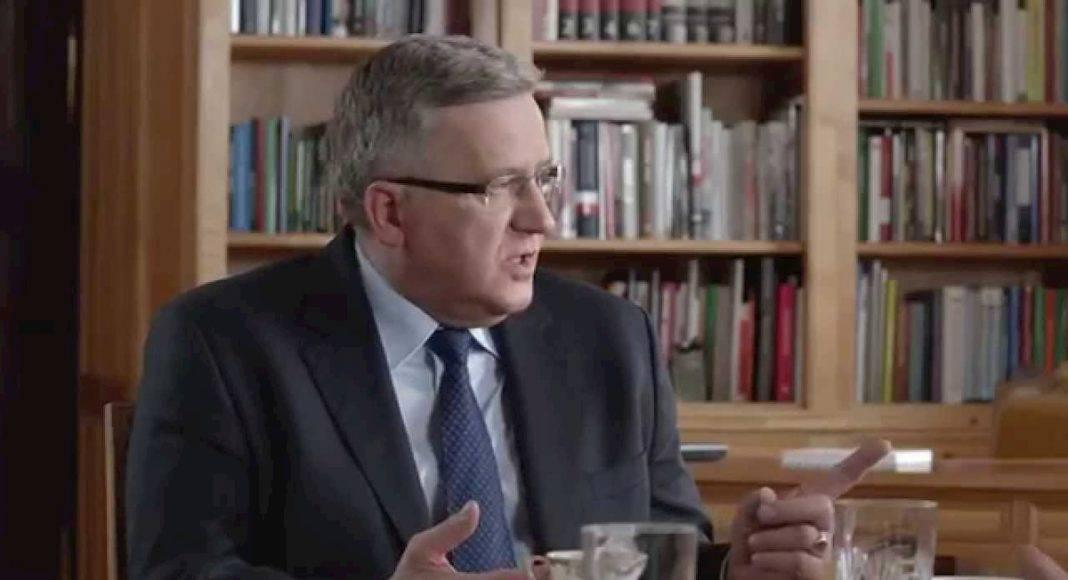 Bronisław Komorowski: Andrzej Duda ogłosił zwycięstwo przedwcześnie 1