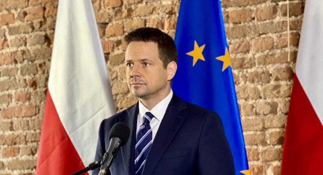 Rafał Trzaskowski mówi jak jest: W PiS nikt nie ma kręgosłupa 1