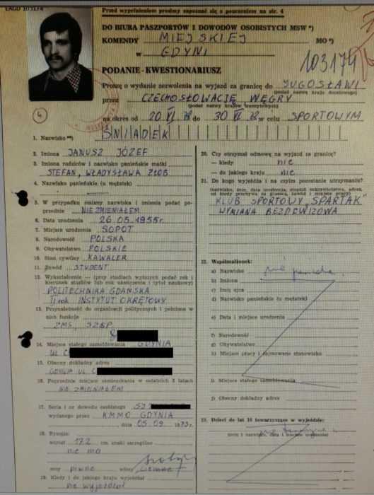 Poniżał Lecha Wałęsę. IPN: Poseł Śniadek był w młodzieżówce PZPR [FOTO] 3