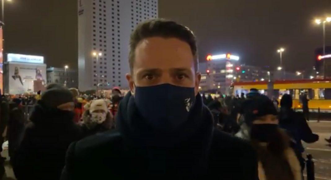 Trzaskowski o proteście mediów: Dziś milczą w proteście, jutro to może być codzienność 1