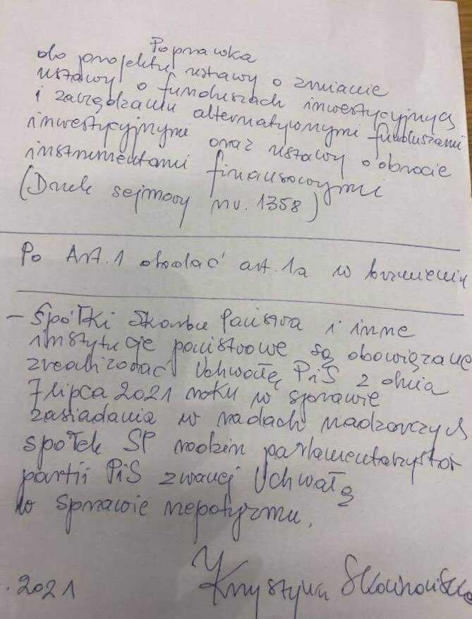 Nic nie warte obietnice Kaczyńskiego. PiS nie chce walczyć z nepotyzmem i kolesiostwem! 6