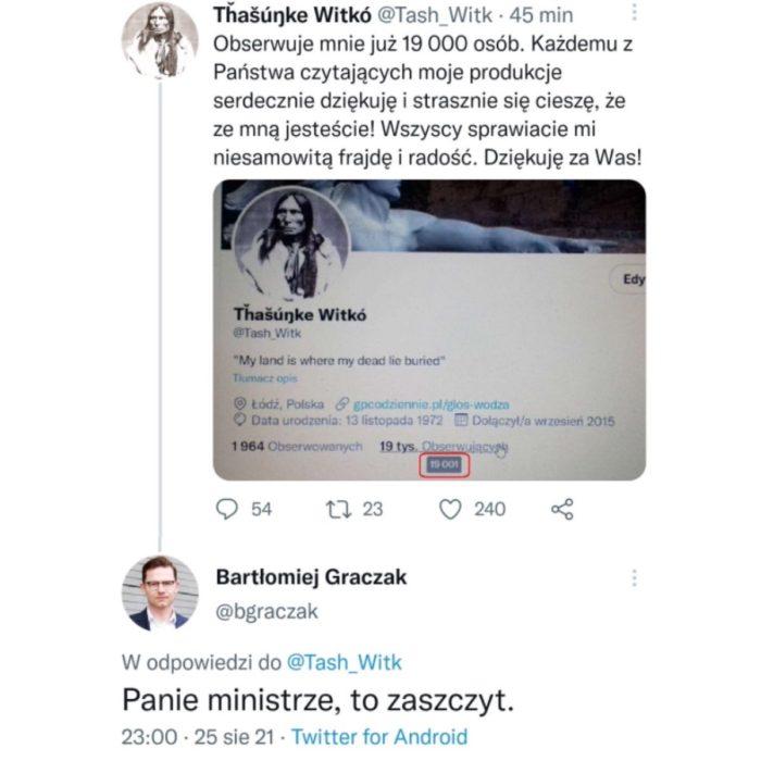 Dziennikarz TVP ujawnił anonimowe konto wiceministra MON? Nie, ale to symptomatyczne 3