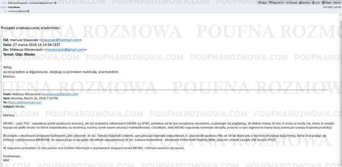 Pójdą do kryminału!? Mariusz Błaszczak, Mateusz Morawiecki i potężna afera z polską zbrojeniówką 3