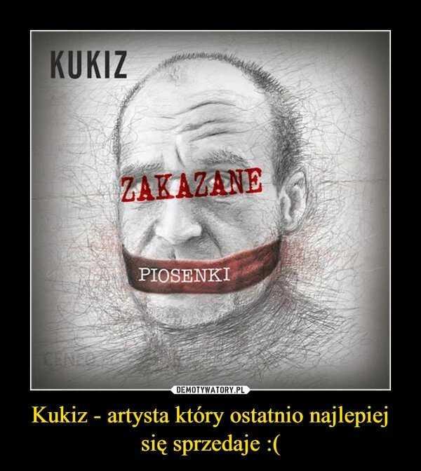 """Polacy reagują na zachowanie Kukiza: """"szmata do każdego typu gówna"""" 3"""