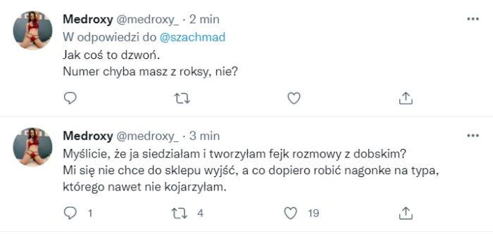 """Dziennikarz PiS wyszedł z więzienia i chciał lizać odbyt prostytutce. """"Szczupły 20 cm"""" Dobski skasował konto [FOTO] 6"""