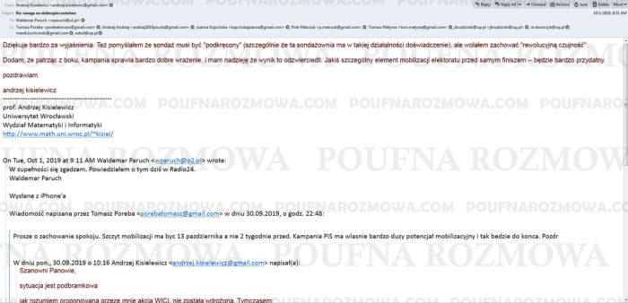 Afera Dworczyka: PiS fałszuje sondaże? Obrzydliwa korespondencja ujawniona 3